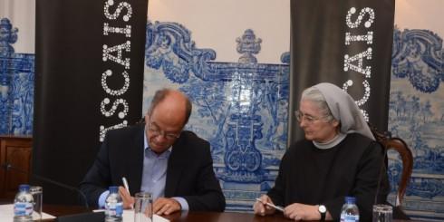 Mosteiro de Santa Maria do Mar | Protocolo