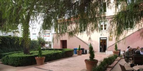 Biblioteca Municipal Casa da Horta