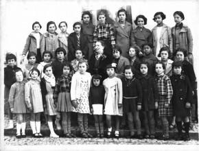 Associação Escola 31 de Janeiro: Turma feminina 1939