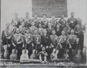 Grupo de Instrução Musical e desportivo da Abóboda