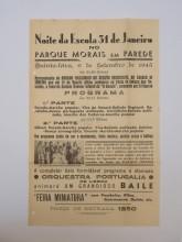 Associação Escola 31 de Janeiro: Anúncio de espetaculo