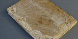 Restauro de cinco livros de atas da Câmara Municipal de Cascais