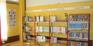 Biblioteca Escolar - EB1 S. João do Estoril