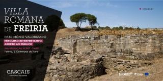 Villa Romana de Freiria