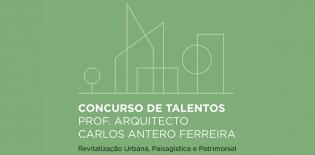 Concurso de Talentos Prof. Arquitecto Carlos Antero Ferreira