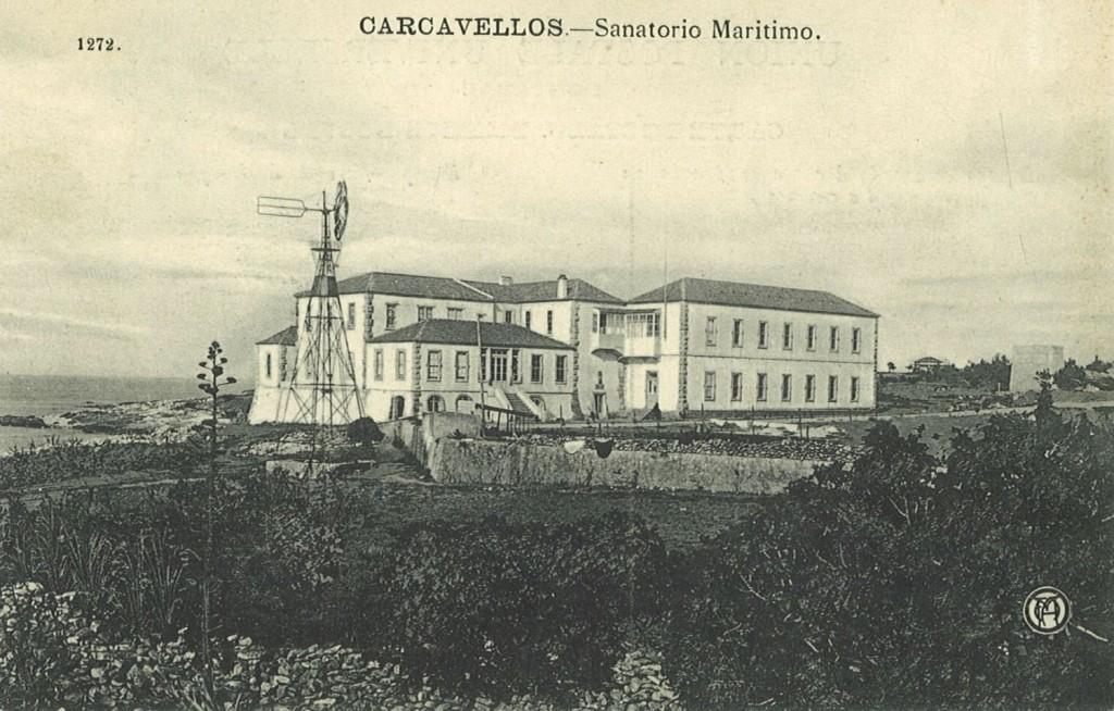 Sanatório Marítimo, Carcavelos