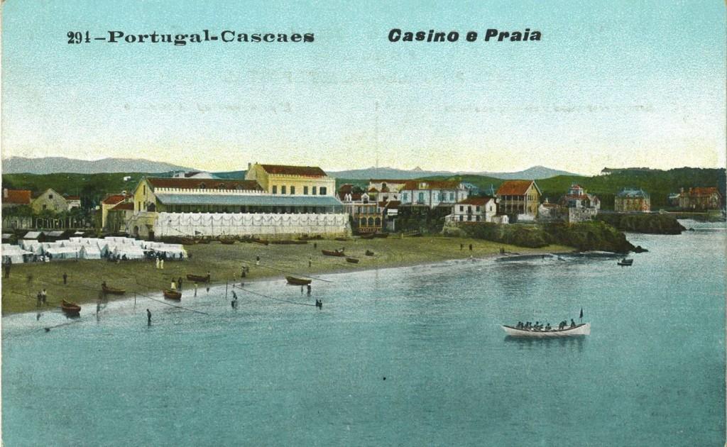 Casino da Praia, Cascais