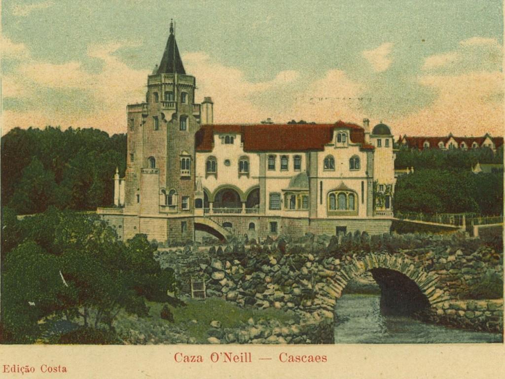 Casa O'Neill - atual Museu Condes de Castro Guimarães