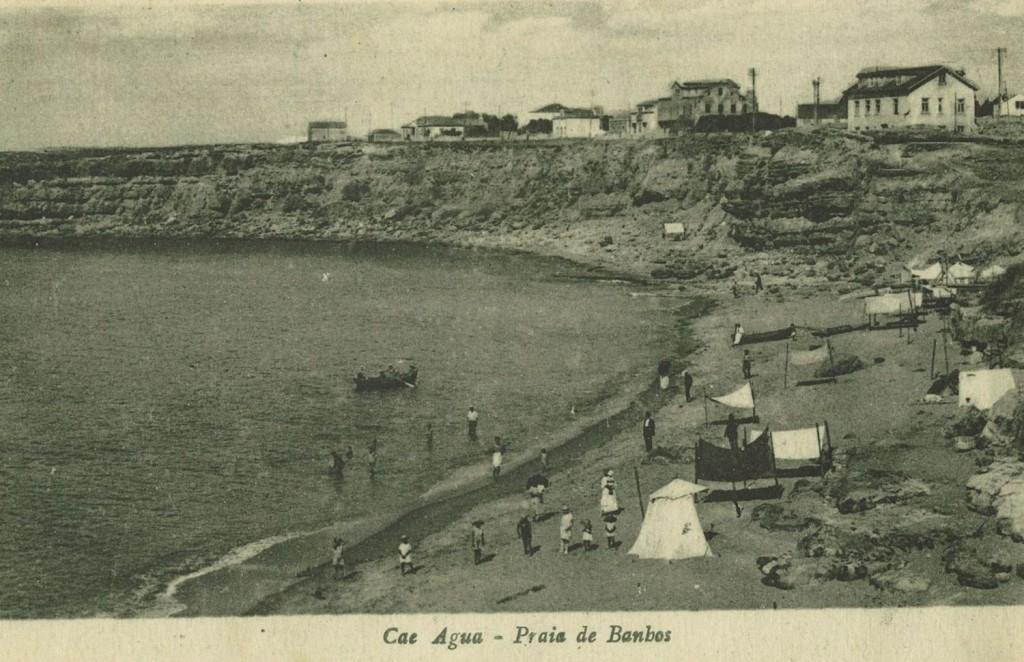 Praia de Cae Água