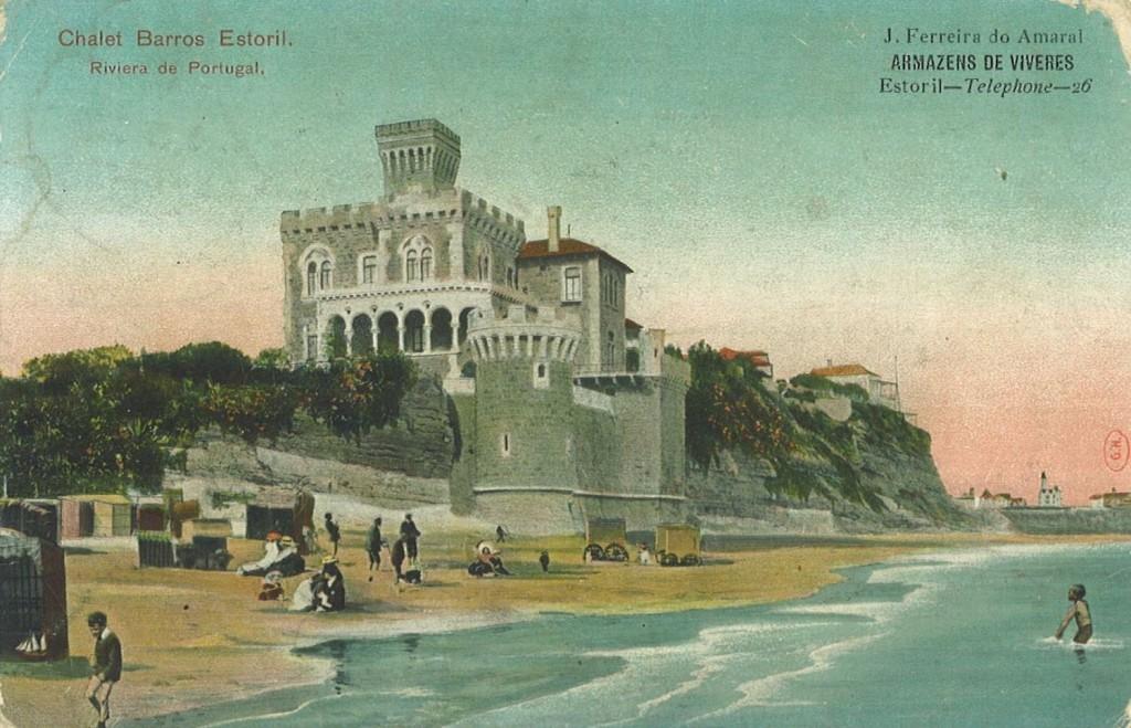 Chalet Barros, Estoril