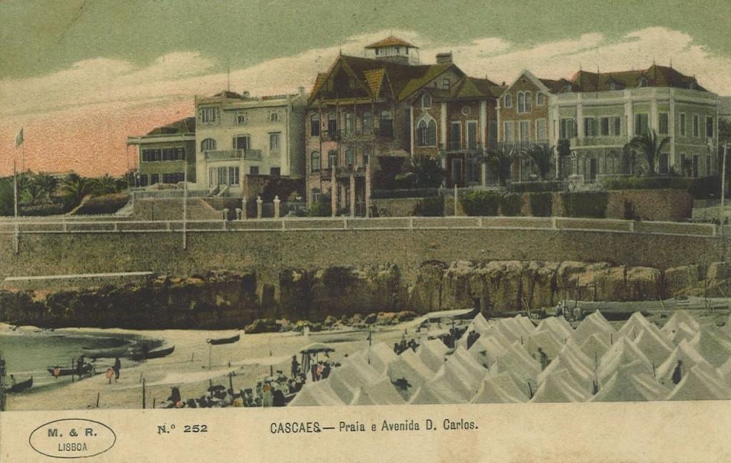 Av. D. Carlos, Cascais